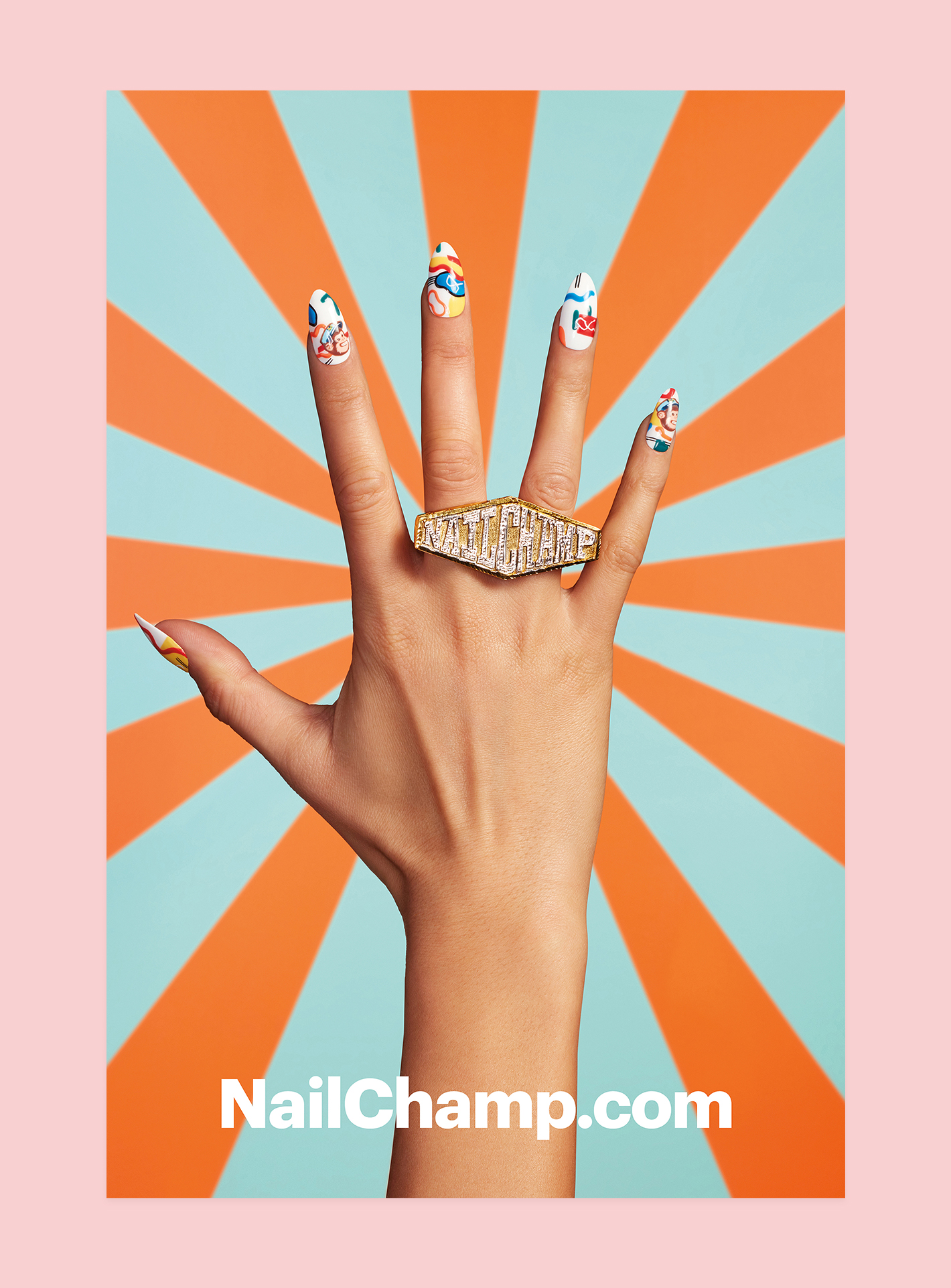 NailChamp-Poster