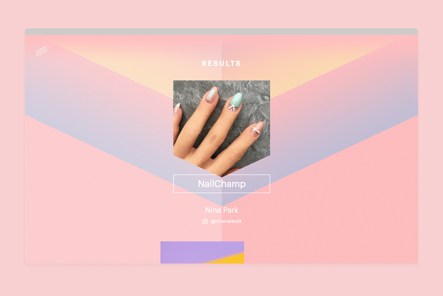 NailChamp-Results
